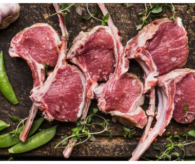 LAMB CUTLETS FRENCHED Pack of 20