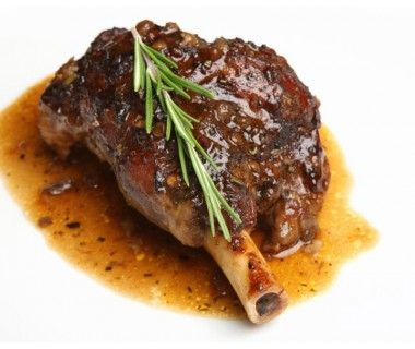 LAMB SHANKS (FRENCHED) 2 PACK Min 1.2 - 1.4kg